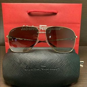 Salvatore Ferragamo Sunglasses SF170S New